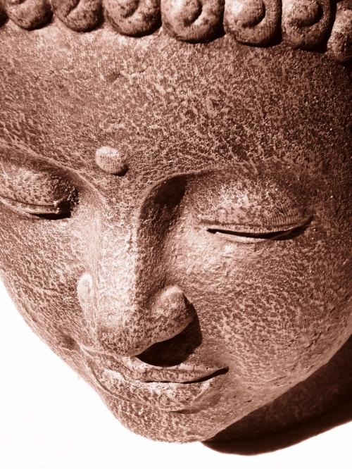 Kylani Arrington, Zen Buddha, photography