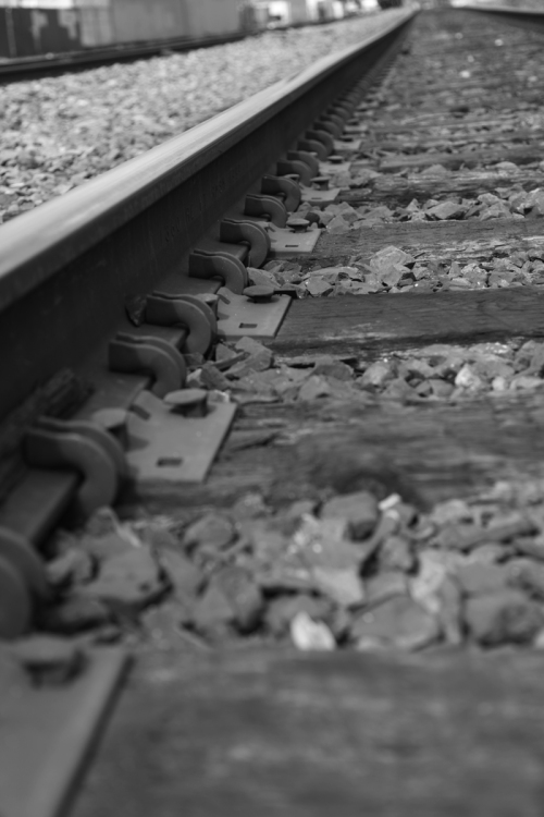 Qin Jason Jin, Railroad, photography